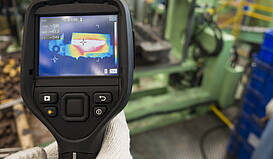 Solutions - Thermal imaging analysis