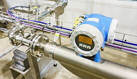 Solutions - Flow measurement