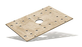 Solutions - Heat insulation board